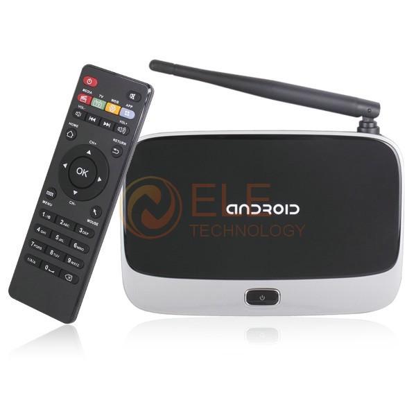 Mini Android 4.4 Tv Box Quad Core Mk888b Smart Tv Arabic Iptv Q7 Mk888 CS918 With Xbmc Bluetooth Wifi Play Store Download Free(China (Mainland))