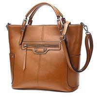 Wholesale 2015 new leather handbags, women shoulder bags, ladies fashion leather laptop messenger bag