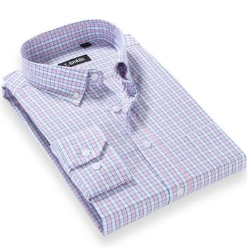 Бесплатная доставка 2015 весна новое поступление человек рубашки высокое качество ...