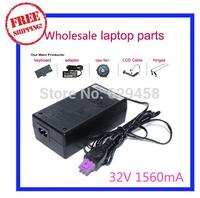 32V 1560mA 1.56A 0957-2230 Original AC Adapter Charger For HP PhotoSmart C6270 C6280 8150xi 8450xi 8450 D5460