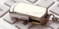 U disk 32GB 64GB 128GB stainless steel usb flash drive 32GB 64GB 128GB metal USB 2.0 Flash Memory Stick Drive U Disk