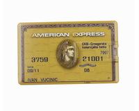 Brand New 2015 4GB 8GB memory disk Credit  merican express card USB 2.0 flash drive  Free shipping