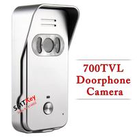 2015 New Sytle 700TVL Color Video doorphone Camera Outdoor Unit Camera for Intercom