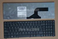 New Keyboard for ASUS F70 F70SL Laptop Nordic Language Black