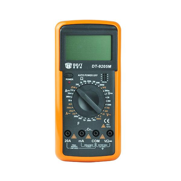 Мультиметр SUPERBATRF DT /9205m LCD TOOL077-DT-9025M dt