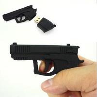 2015 Free shipping 4GB 8GB Weapon AK-47 Submachine gun Model Plastic Souvenir 2.0 USB Flash drive memory stick disk