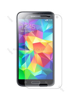 2000 pcs/Lot  for Samsung Galaxy S5 Duos LTE Clear Screen Protector Screen Guard  (without packaging)