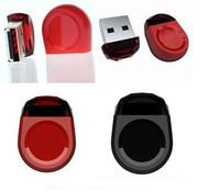 Fashion  4GB 8GB  Genuine super mini 2.0 USB Flash pendrive memory stick disk toy nice Gift Free shipping