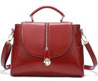 2015 new leather handbags, women messenger shoulder bag, ladies fashion leather laptop messenger bag