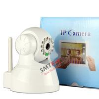 OEM  0.3MP Wireless IP Camera WIFI IP cctv camera P2P IP night vision CCTV Camera