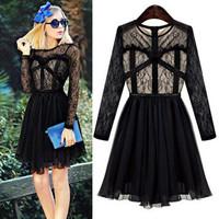 Women dress New 2015 Vestidos Femininos Summer Dresses Nightclubs Sexy lace dress Vestido De Festa Plus Size Party Dresses