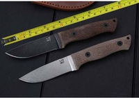 Free shipping New Micarta Handle D2 Blade High quality Full Tang Hunting Knife FC08