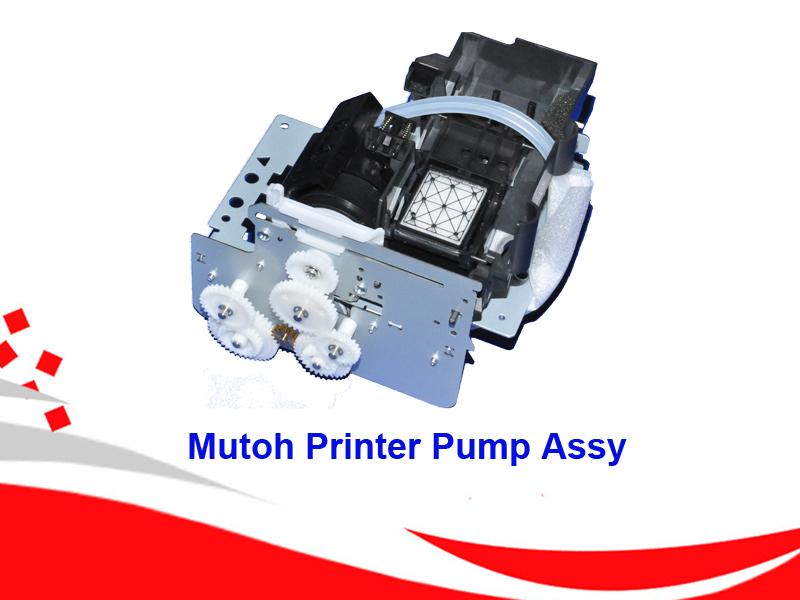 Hot sale!!! DX5 print head machine spare parts mutoh vj1214 printer cleaning pump assy(China (Mainland))
