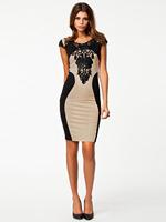 free shipping 2014 Sexy Dress For Women Casual Dress Fashion  S-2XL