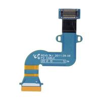 1pcs 100% Original LCD Display Screen Connector Flex Cable For Samsung Galaxy Tab 7.0 P6200 Tab 2 7.0 P3100