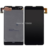 A3 Black Digitizer Touch + LCD Display Screen Assembly fit for Nokia N630 N635 BA389 T15