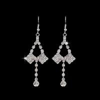 Free Shipping new 2015 Fashion rhinestone Earring  Crystal Drop Earrings For Women,Fashion Jewelry Wholesale