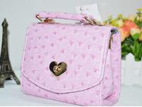 Fashionable casual child bags princess fashion handbag messenger bag female child little girl small bags