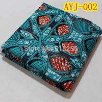 2015 New arrrival fashion Dutch cotton wax prints wax with rhinestone 6 yards per piece AYJ-002