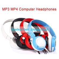 Universal fashion mobile phone headphones MP3 MP4 computer headset headphone earphones
