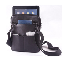 Famous Brand Man Protective shel skin bag For ipad 3 leather messenger bag brand cross body men bags for men single strap bag