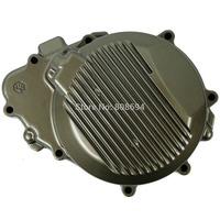 Aluminum Left Engine Stator Cover Crankcase For Kawasaki Ninja ZX6R 1998-2002