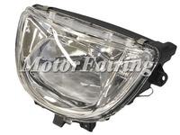 High quality Plastic Head light Clear K1200  2005-2009 Hot head light head lamp headlight K1200 05 06 07 08 09