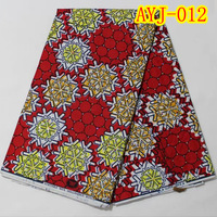 100% cotton best quality African Wax Prints fabric colorful stone ornament AYJ-012