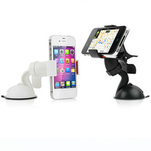 Universal Car Windshield Mount Stand Holder For iPhone 6/6 Plus Samsung(China (Mainland))