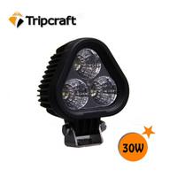 "3PCS 30W  3.6"" Led work Lamp 30W led light Bar Boat 10V 30V Driving Off Road Truck Flood 30w led Offroad Work light"