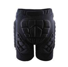 New hiver & printemps Sports de plein air Ski Hip protection Butt Bottom rembourré armure pour Ski Snowboard patinage pantalons protecteur(China (Mainland))