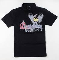 Free Shipping New 2015 Brand Men Shirt Fashion 100% Cotton Short Sleeve Turn-down Collar Tshirts Fitness Men's Clothing