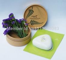 Green Spring Car Air Purifier Nature Anti-Virus Destroy rid odors Free Shipping(China (Mainland))