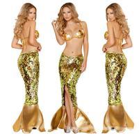 Women dress New 2015 Vestidos Femininos Summer Dresses Backless Bra Patchwork Sequins Fishtail Ruffles Party Dresses Vestido