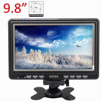 9.8 inch Wide View Angle Color Digital TV Monitor HD-V980