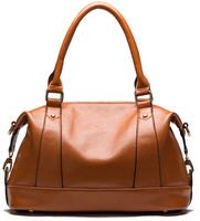 Hot Sale New 2015 Brand Handbag Famous Brands Genuine Leather Bags Women Handbag Fashion Vintage Bag Shoulder Bags Portable Bag