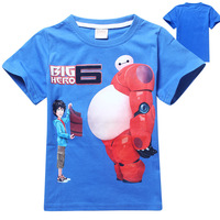 Fashion Summer 2015 Kids Tops Tees New Girls boys T Shirt cartoon Short Sleeve Baby Children T-shirt Clothes Casual Toddler