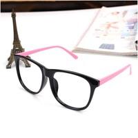 Fashion Cute Men Women 2015 new Eye Glasses Frame No Lens Eyeglasses Frames