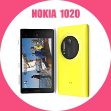 "1020 Original Nokia Lumia 1020 Windows Phone 4.5""HD Dual Core 2G RAM 1.5GHz 32GB 41.0MP Unlocked Refurbished"
