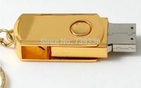 U disk  128GB stainless steel usb flash drive 32GB 64GB 128GB metal USB 2.0 Flash Memory Stick Drive