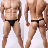 Underwearworkshop Men lace cool funny sexy nylon underwear thongs T-back S M L XL