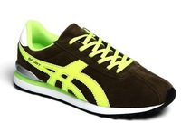 2015 Autumn Spring High quality men sport shoes New suede PU lace-up man sneker Casual Running shoes size 39-44