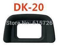 10pcs/lot DK-20 Rubber Eye Cup Eyepiece Eyecup for Nikon DK-20 D5200 D5100 D3200 D3100 D3000 SLR Camera  Free Shipping