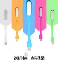USB LED Bar   5Colors  Light 1.2W Portable Lamp 5V for Computer Laptop Desktop with Retail Box