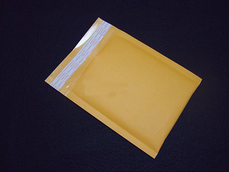 Drop Shipping 10PCS Mailing Bags 90*150+40mm Kraft Bubble Bag Padded Envelopes Mailers Shipping Yellow Bags Packaging & Shipping(China (Mainland))