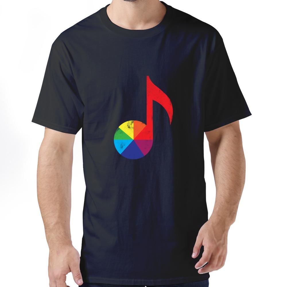 image Music Theory man's t shirt brand new t shirt for men(China (Mainland))
