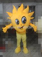 customized sunshine mascot costumes hot sale festival costumes