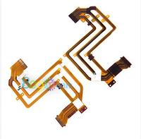 2pcsX LCD Flex Cable Ribbon For Sony HDR-HC5E HC7E HC9E Repair Part
