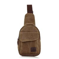 NEW Women Men Sport Canvas Bags Cross Body Messenger Bag High Quality  Gray Coffee Green Kihaki Color In Stock