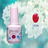 Free Shipping Nail Gel Beauty Colored 12pcs/lot Long Lasting Gel Nail Polish Uv Gel